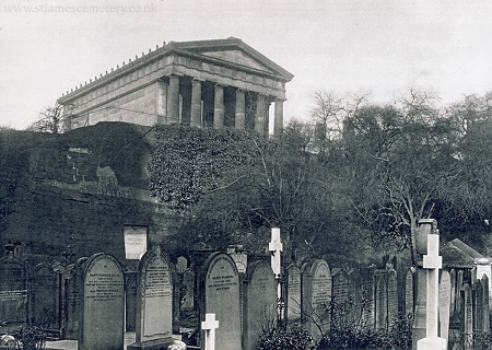 Oratory and Gravestones, 1896